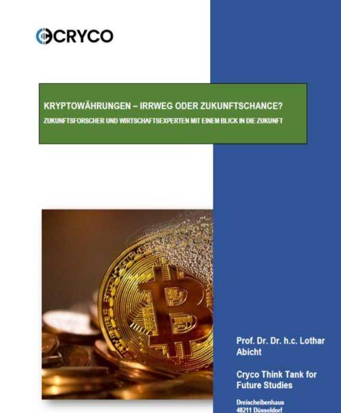 Studie Kryptowährungen