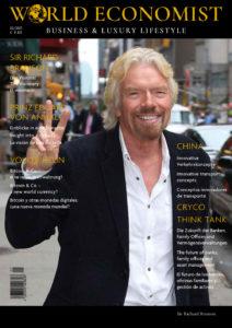 Magazin World Economist 2021 - 2. Ausgabe