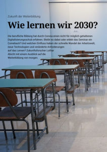 Wie lernen wir 2030?